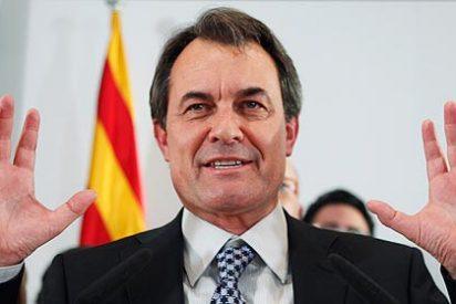 """Artur Mas: """"Hay que separarse lo antes posible de España"""""""