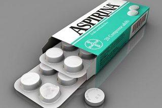 La aspirina es una de las medicinas que no financiará Sanidad