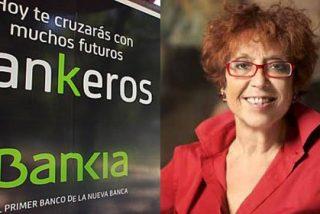 Maruja Torres, harta de banqueros, pero ni una palabra sobre el ERE de la SER