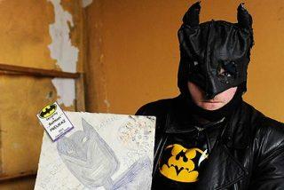 Batman existe y lucha contra el crimen en Europa Central