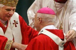 """Papa: """"El poder del infierno, las fuerzas del mal, no prevalecerán, non prevalebunt"""""""