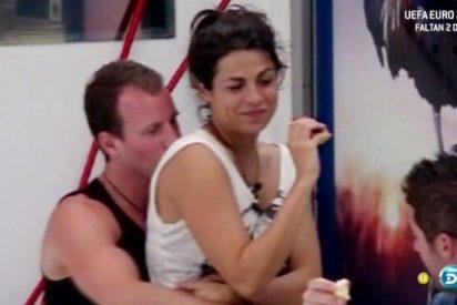 """Sergio y Berta duermen juntos en 'GH12+1: La Re-vuelta', Hugo dice que se va y Cristian pone a parir a Milá: """"Yo a esa me la como"""""""