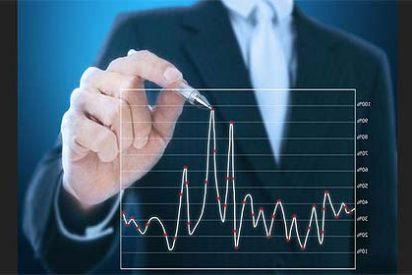 El Ibex 35 sube un 1,42% y la prima de riesgo baja a 527