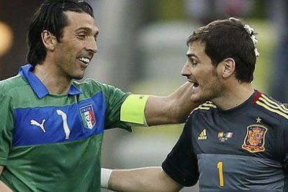 España sólo ha ganado una vez a Italia en partido oficial de fútbol