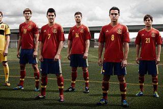 La Roja es la selección más baja de ltodas las que están en la Eurocopa