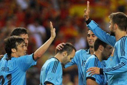 La selección española triunfa en Cataluña mientras CiU sigue negándose a instalar una pantalla en Barcelona