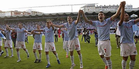 El Celta de Vigo vuelve a Primera tras pasar 5 años en el 'purgatorio'