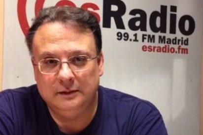 """César Vidal critica al nacionalismo catalán pero apuesta por la secesión: """"Este podría ser el momento en el que nos despidiéramos amistosamente los unos de los otros"""""""