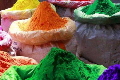 El cerebro utiliza los colores para almacenar y ordenar objetos