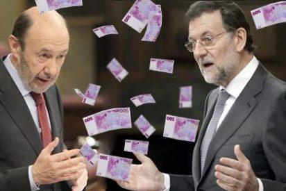Cada diputado nos cuesta 48.092,22 euros en subvenciones