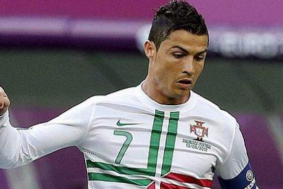 Portugal sobrevive y gana a Dinamarca con un Cristiano que da pena