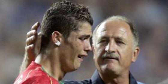 """Cristiano Ronaldo: """"La última vez que lloré fue al caer ante el Bayern"""""""
