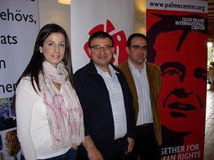 Cristianos Socialistas, en el Congreso de la ILRS