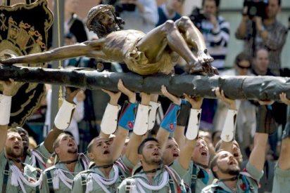 El TS apoya la presencia de militares en las procesiones