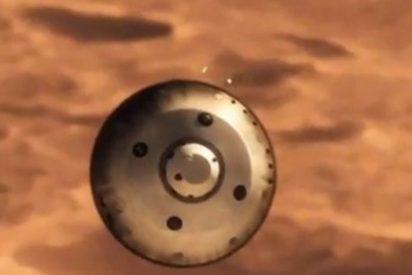 """Los """"siete minutos de terror"""" que padecerá la nave 'Curiosity' en Marte"""