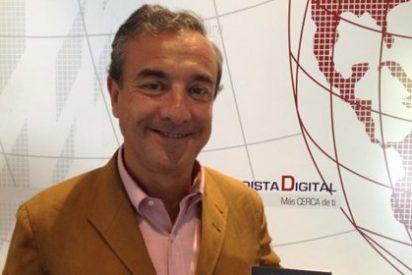 """Eduardo Vizcaíno: """"Una compañía es solvente cuando se puede permitir decirle a un cliente que no le vende"""""""