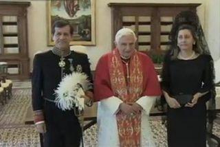 El nuevo embajador español presenta sus credenciales ante el Papa
