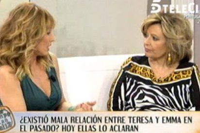 """Confirmado el mal rollo entre María Teresa Campos y Emma García: """"Yo daba la cara y tú pasabas de mí"""""""