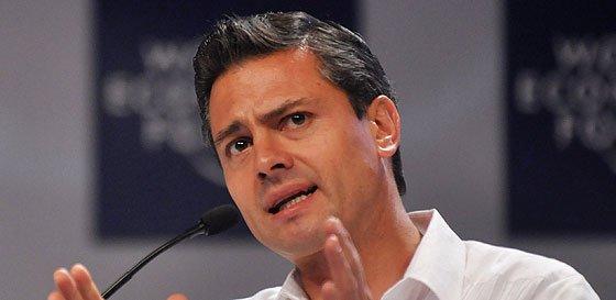 """Enrique Peña Nieto: """"El PRI nunca se ha ido de México"""""""