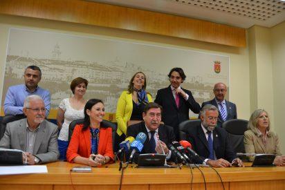 El Ayuntamiento de Talavera estaba quebrado cuando llego el PP en junio de 2011