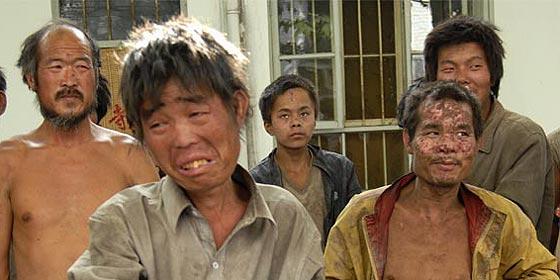 Desmantelan tres talleres en Madrid repletos de 'esclavos' chinos