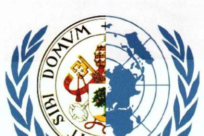 El Papa, con el Presidente de la Asamblea General de la ONU