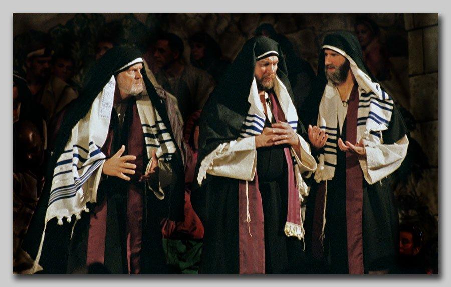 """He visto a los """"fariseos"""" y lloré"""