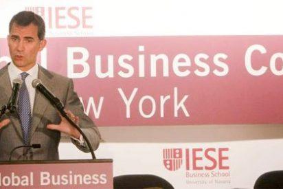Felipe pone una pica en Nueva York