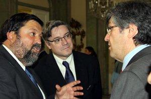 José María Contreras deja su labor en Asuntos Religiosos