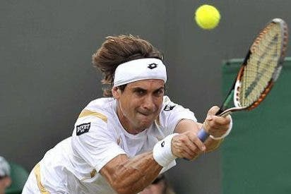Ferrer desespera a Roddick y se mete en octavos de Wimbledon