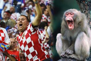 El patriarca ortodoxo de Ucrania compara a los hinchas de la Eurocopa con simios