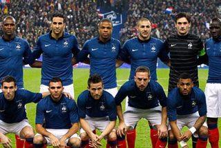 España nunca ha ganado a Francia en partido oficial