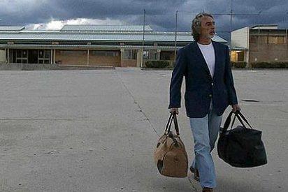 Francisco Correa, el cabecilla de la 'trama Gürtel', sale de prisión