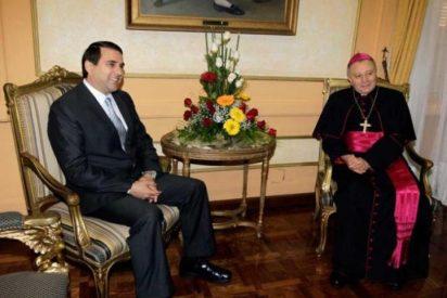 La Iglesia paraguaya respalda al sucesor de Lugo