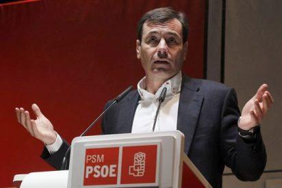 Tomás Gómez 'justifica' que la Asamblea de Madrid tenga que rescatar al PSM atacando al PP por tener sus cuentas en orden
