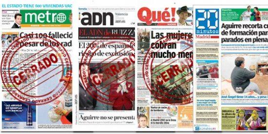 Qué!: El caramelo envenenado que vendió Recoletos a Vocento a precio disparatado