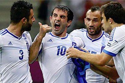 Milagro de Grecia y fracaso de Rusia en la Eurocopa