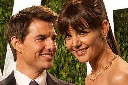Tom Cruise y Katie Holmes se separan por culpa de la Cienciología