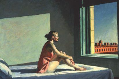 Discreto, solitario y silencioso: el realismo trascendental de Hopper