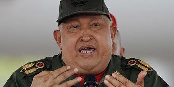 El 'gorila' Chávez gasta más de 20.000 millones en armas
