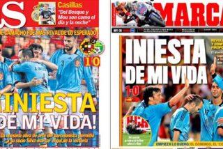 """Mundo Deportivo saca toda la artillería contra la caverna mediática: """"Han vivido de basurear al Barça y sus jugadores y ahora, con la casaca roja, se abrazan a los referentes barcelonistas"""""""