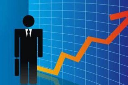 El Ibex 35 sube a 6.800 y la prima de riesgo baja de 500