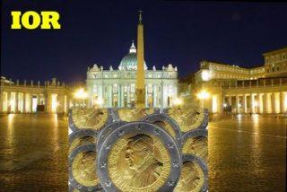 Cardenales aprueban destitución de presidente del Banco Vaticano 