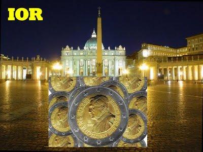 Banco del Vaticano niega la existencia de cuentas anónimas