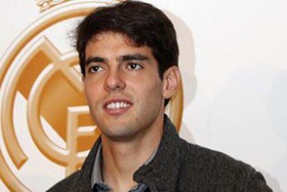 Kaká deja caer en Brasil que podría irse este verano del Real Madrid