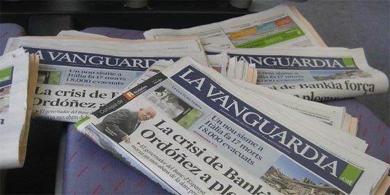 Para La Vanguardia no hay derechos individuales que valgan ante el catalán