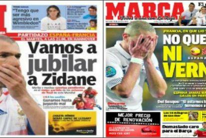 """Luis Fernández: """"Yo le diría a los medios españoles que tengan mucho cuidado de no cometer el mismo error que en 2006"""""""