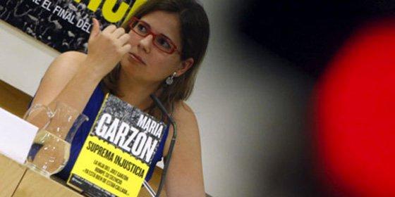 """María Garzón: """"Creo en la justicia pero en la que impartía mi padre"""""""