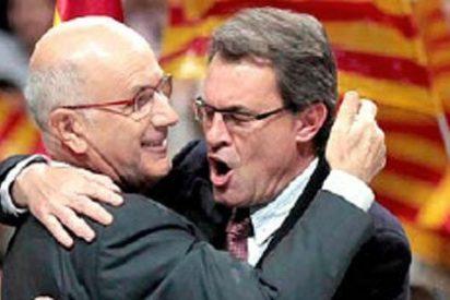 """Artur Mas regresa convencido de que en """"Simpsolandia"""" son tontos"""