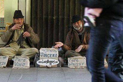 Ponen las primeras multas en Valladolid por mendigar en la vía pública